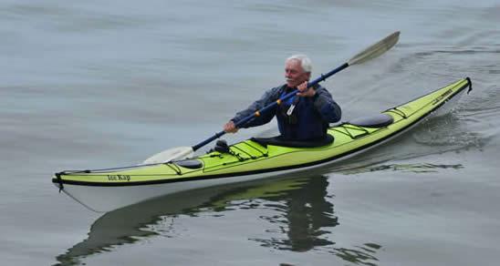 pagaie kayak ice kap
