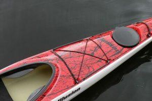 pont et lignes de vie kayak