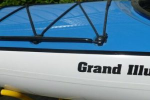 Pontets kayaks Sterling