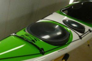 Trappes et couvercles de kayak Sterling