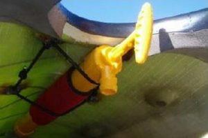 kayak accastillage