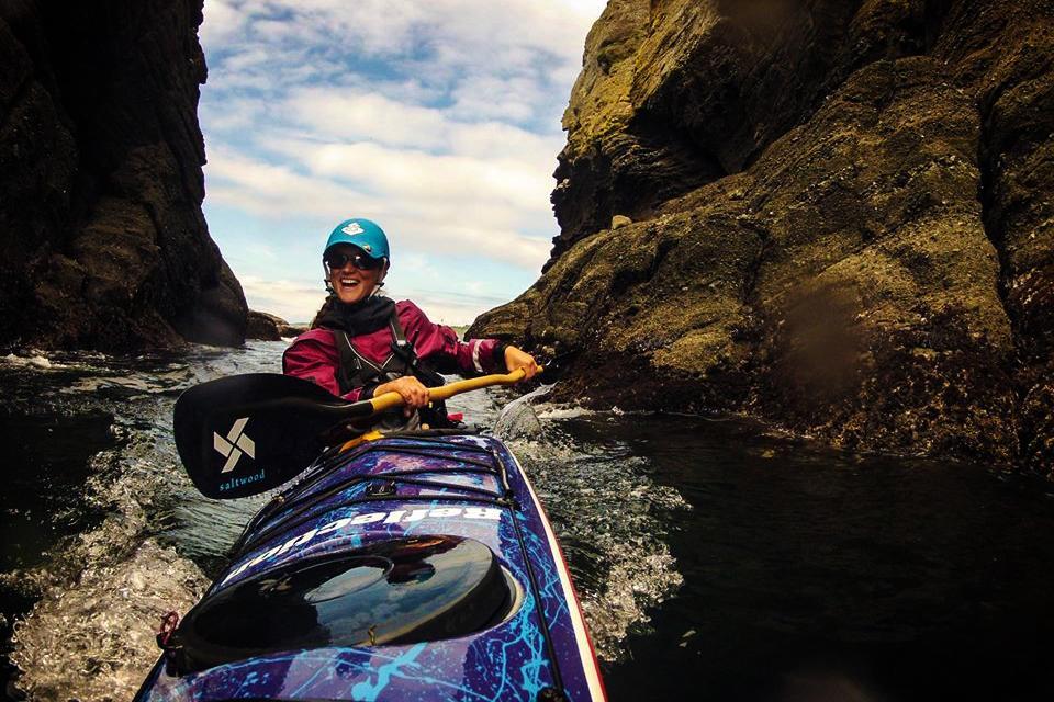 kayak Reflection II