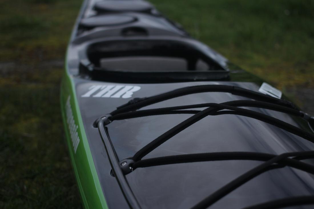Kayak Progression vert