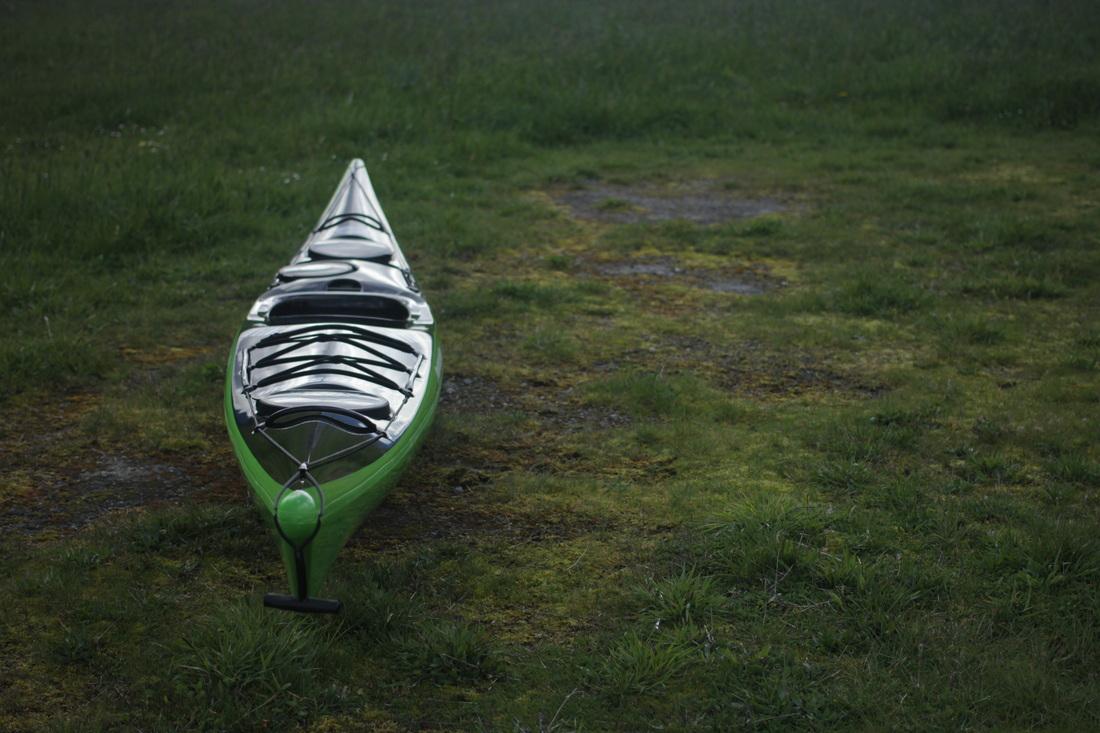 Progession kayak professionnel