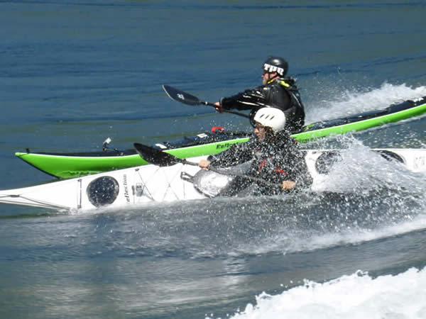 Pure Performances Kayak Reflection