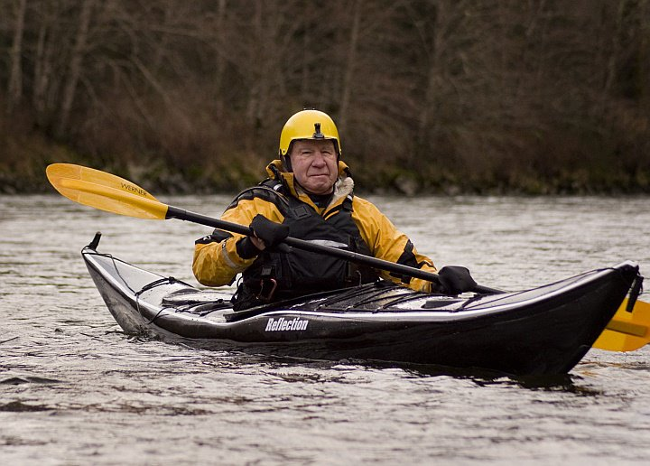 Reflection Kayak