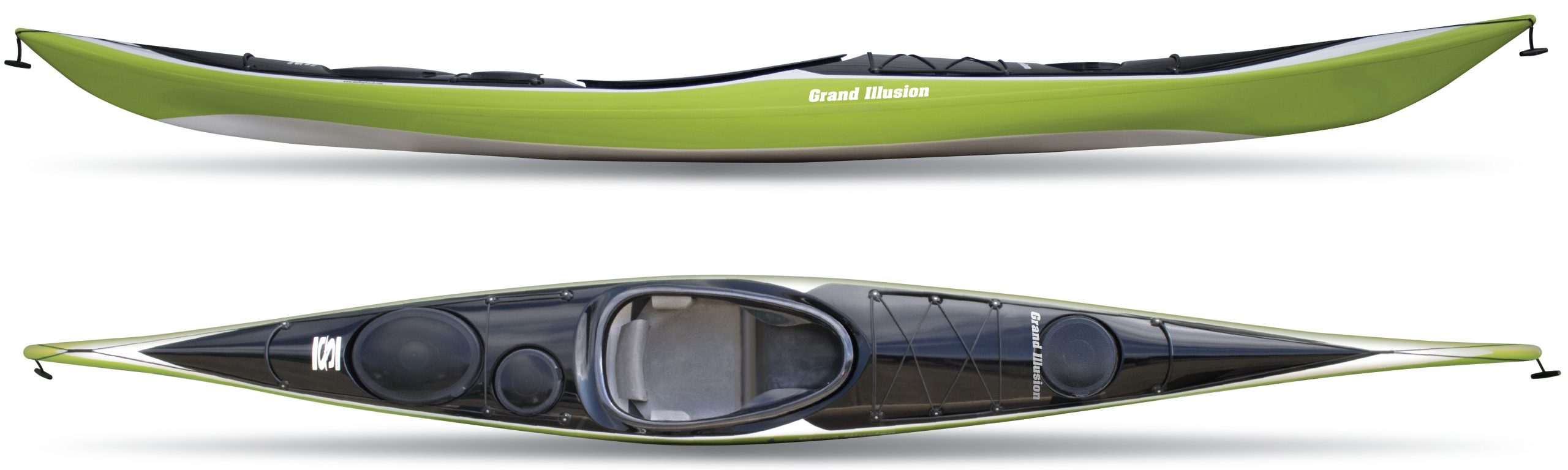 Grand Illusion Pure Performance Kayaks
